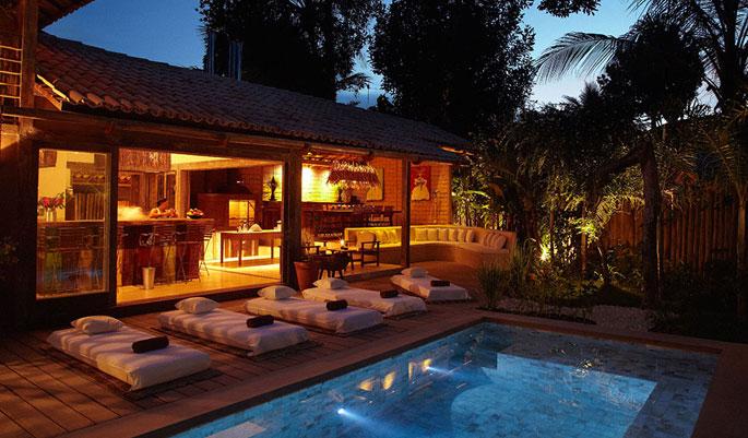 ویلا ، خانه باغ لوکس Casa Gloria در برزیل