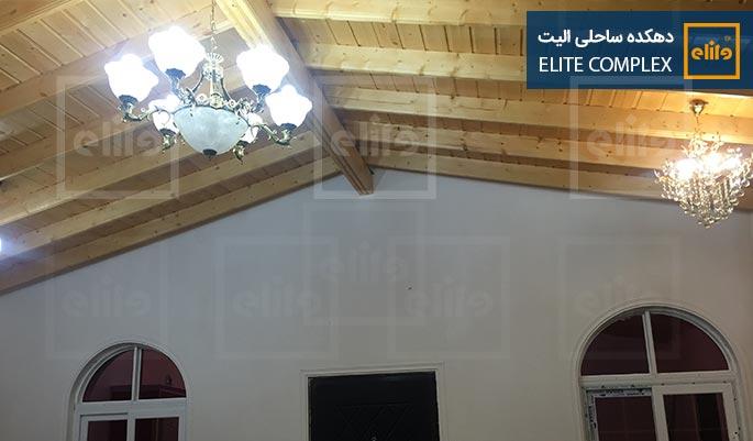 فروش ویلا شمال-تیپ 6 شهرک آرش4 در منطقه آزاد انزلی-زیباکنار